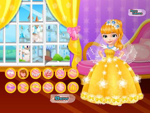 给结婚公主缝制婚纱 screenshot 9