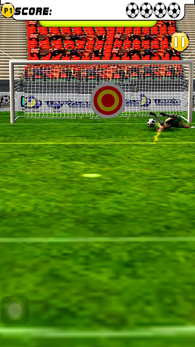 Final Kick Penalty: Real Shootout Soccer screenshot 5