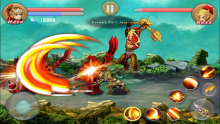 Lance Of Kingdoms Pro - Action RPG screenshot 4