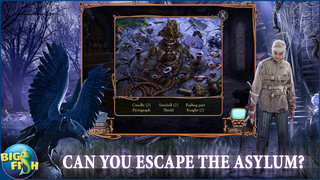 Mystery Case Files: Ravenhearst Unlocked - A Hidden Object Adventure (Full) screenshot 2