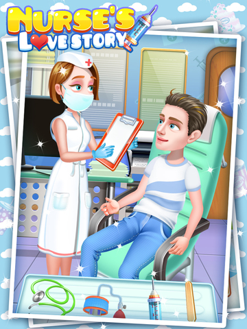 Nurse's Love Story - Treat Patient, Uber Date, Proposal, Wedding, Life Game FREE screenshot 7