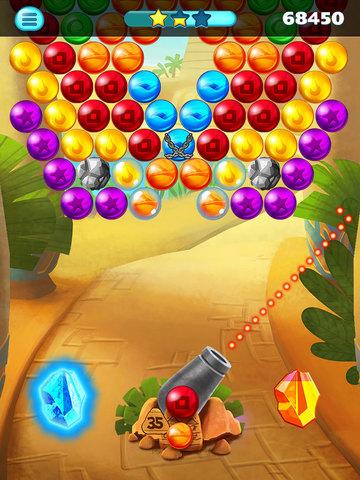 Egypt Pop Bubble Shooter screenshot 10