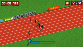 100 Metres Race screenshot 2