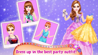 Color Storm Party Makeover screenshot 5