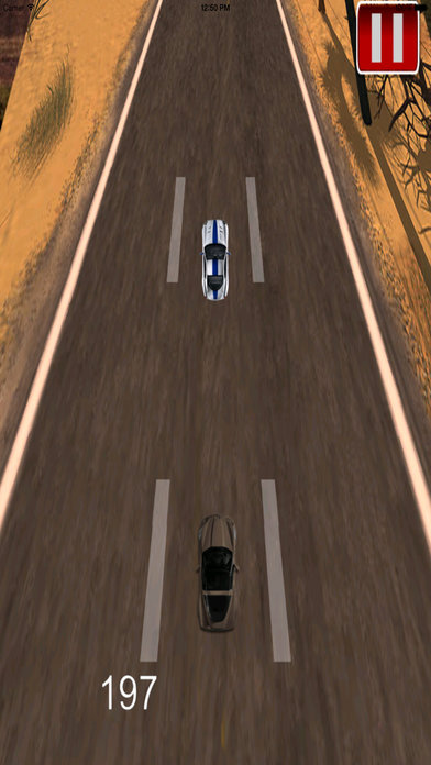 Car Lethal Highway Force Pro - Unlimited Speed screenshot 3
