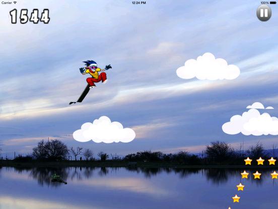 A Glory Jump Adventure PRO - Chase Surfing Jump screenshot 7