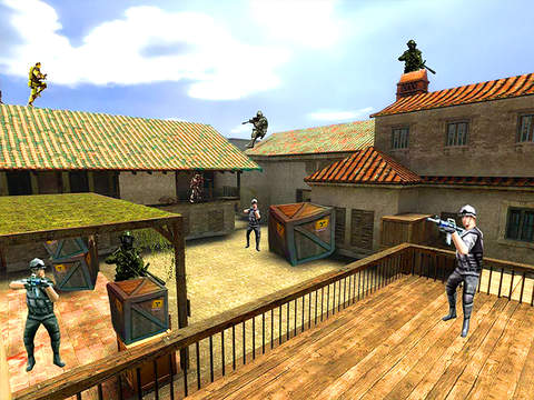 Bravo Sniper Shooter -  Be a Covert special ops soldier and Kill Shot terrorist screenshot 5
