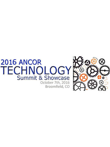 2016 ANCOR Tech Summit screenshot 4