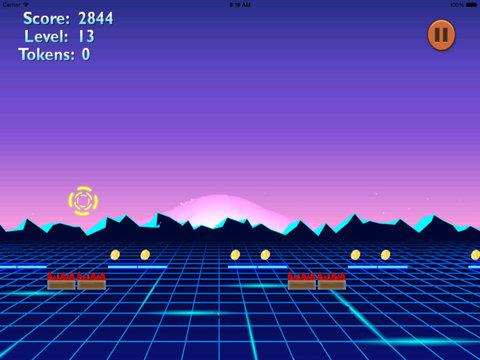 Arcade Wars Dash - Computer Robot Cube Jump screenshot 8