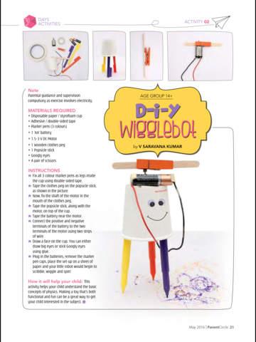 Parent Circle Magazine screenshot 10