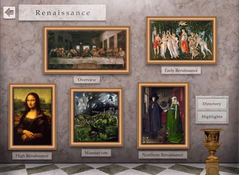 Art Authority K-12 for iPad - náhled