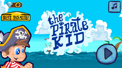 Pirate Kid screenshot 1