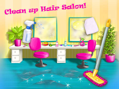 Pony Sisters in Hair Salon - No Ads screenshot 9