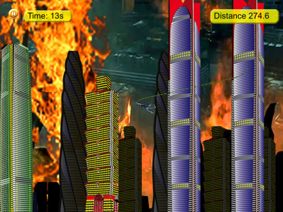 Explosive Rope - Fly Escape And Amazing Heroes screenshot 8