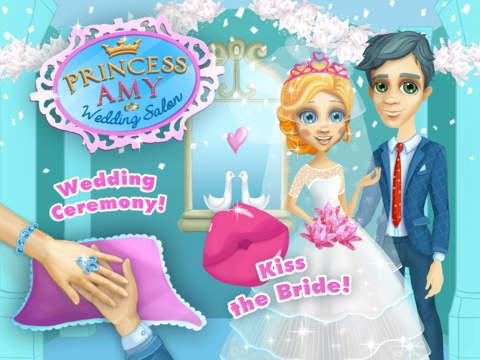 Princess Amy Wedding Salon - No Ads screenshot 6