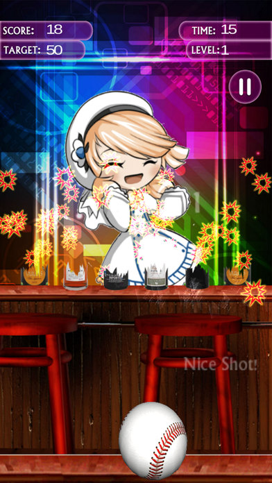 Bottle Strike 3D screenshot 2