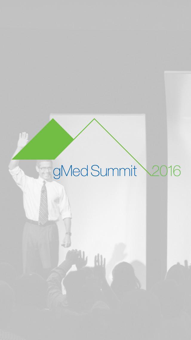 gMed Summit screenshot 2