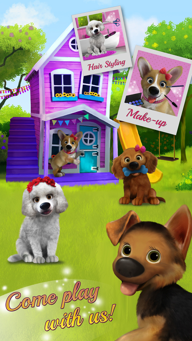 Puppy Dog Playhouse - Meet the Puppies screenshot 5
