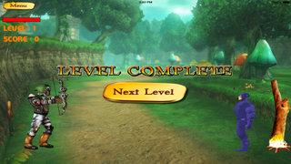 A Solitaire Archer - Revenge Shot Run screenshot 3