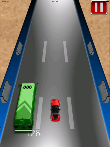 Car Driving Chase - Racing Rush Simulator Game screenshot 8