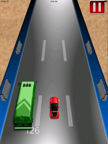 Car Driving Chase - Racing Rush Simulator Game screenshot 8