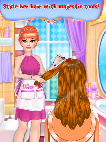 Summer Wedding Hairstyle & Spa screenshot 9