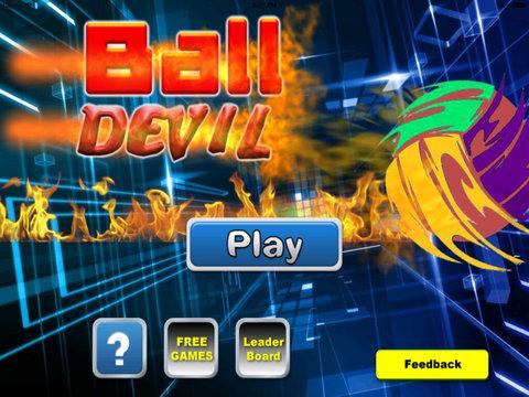 Ball Devil - Intense Amazing Jump Flames screenshot 6
