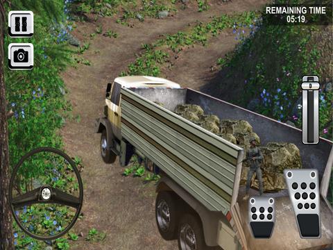 Military Truck Transport screenshot 6