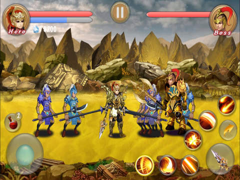 Blade Of Dragon Hunter Pro -- Action RPG screenshot 7