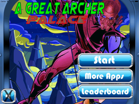 A Great Archer Palace - Games Fast And Large Arrows screenshot 6