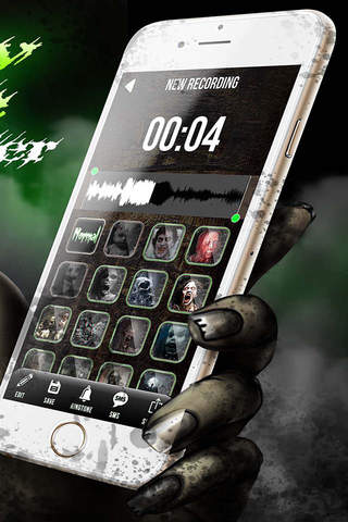 Scary Voice Changer with Effects – Audio Recorder and Horror