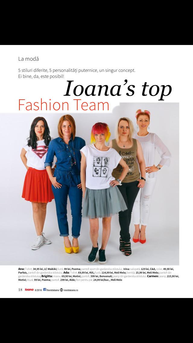 Revista Ioana screenshot 4