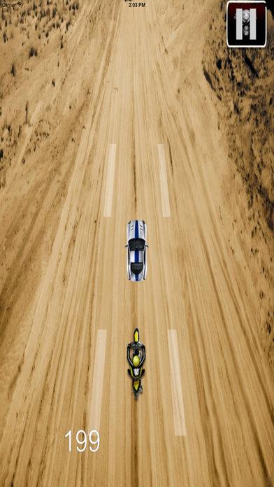 Amazing Desert Motocross - Baron Bike Racing screenshot 4