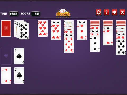 Klondike Solitaire ® screenshot 7