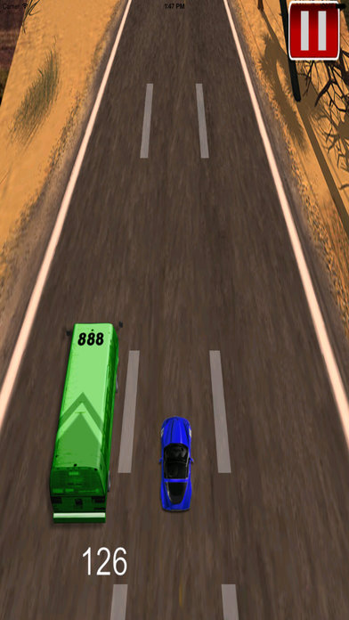 Awesome Nitro Car Pro - Real Speed Xtreme Race screenshot 2