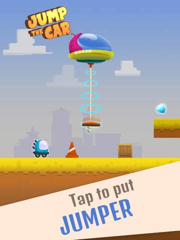 Jump the Car screenshot 8