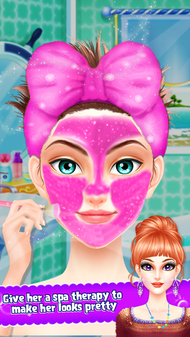 Princess Doll Sea Side Salon screenshot 2