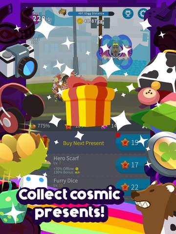 Tap My Katamari - Endless Cosmic Clicker screenshot 9