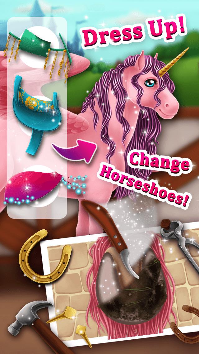 Princess Horse Club 3 - No Ads screenshot 3