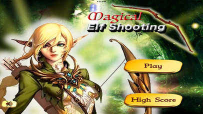 Magical Elf Shooting - The Revenge Of The Archer screenshot 1