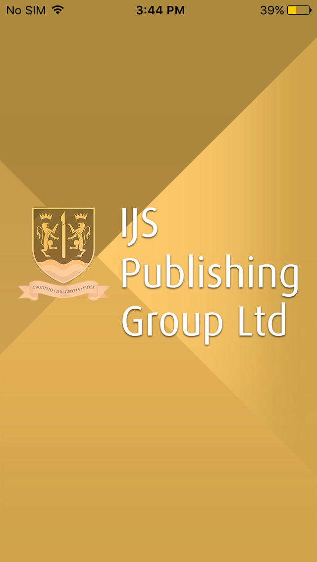 IJS Publishing Group screenshot 1
