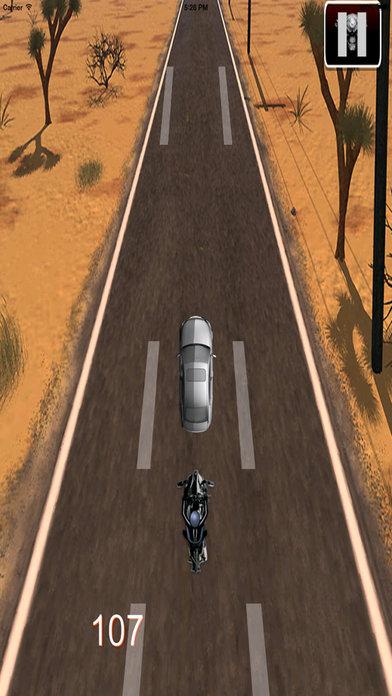 Electric Car Of Police - Fantastic Road screenshot 2