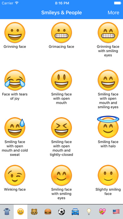 iphone emoji meanings of the symbols emoji meanings dictionary lookup lexicon for emojis on 19350