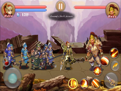 Spear Of Dark Pro::Action RPG screenshot 10