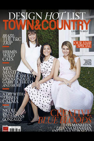 Town & Country Philippines - náhled