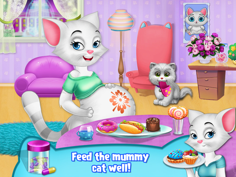 Pregnant Bella's First Baby screenshot 8