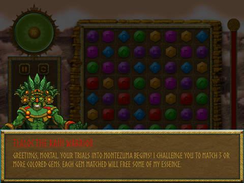 Montezuma Gems screenshot 9