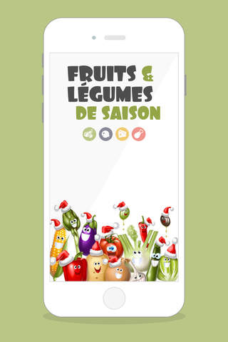 Fruits et légumes de saison - náhled