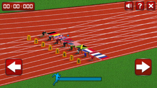 100 Metres Race screenshot 1