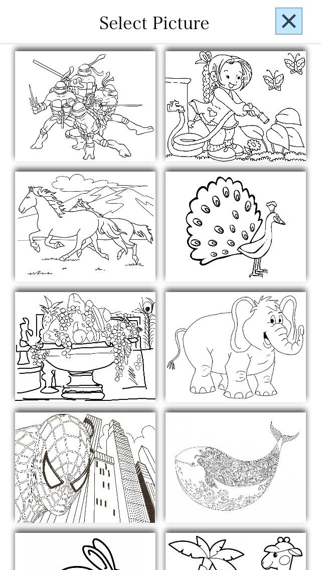 Doodle Draw -Paint,Draw,Sketch screenshot 3